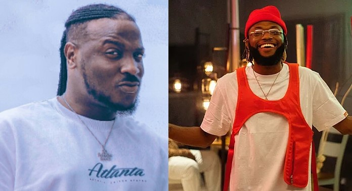 Dremo and Peruzzi confuse fans as they openly declare love for each other