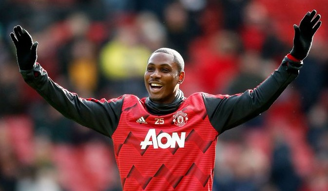 Manchester United star, Ighalo grooves to Tole Alabi's 'Hallelujah' while in England (VIDEO)