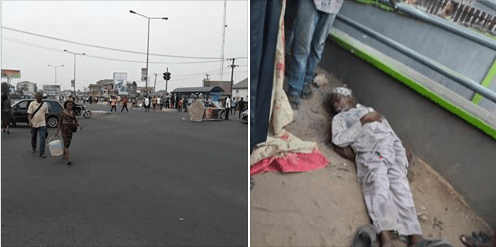 Rivers State Task force allegedly beat Hausa Bureau de change operator to death
