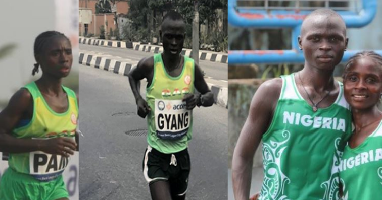Husband, wife emerge as first Nigerian male and female finishers at Lagos City Marathon
