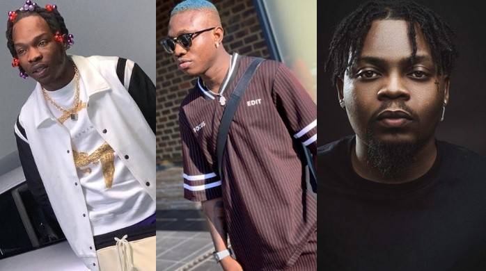 People who are calling Olamide the GREATEST were accusing Naira Marley and I of ending his career – Zlatan
