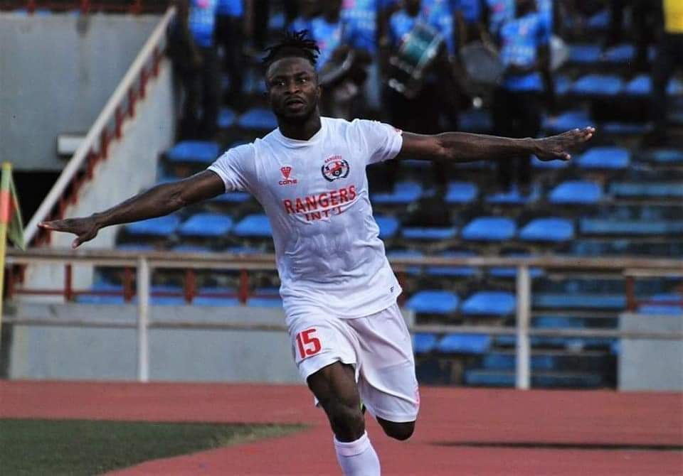 Black Sunday! Container from Tanker kills Enugu Rangers star, Ifeanyi George