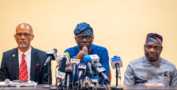 Sanwoolu promises pregnant women, other free treatments in April