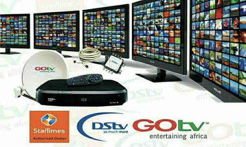 FG directs DSTV, GoTV, Startimes to allow channels run free without subscription