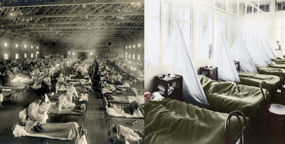 20 of the worst epidemics and pandemics in history, number of affected people and deaths recorded
