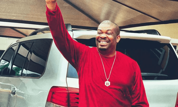 Fan insults Don Jazzy and gets 100k from him in response