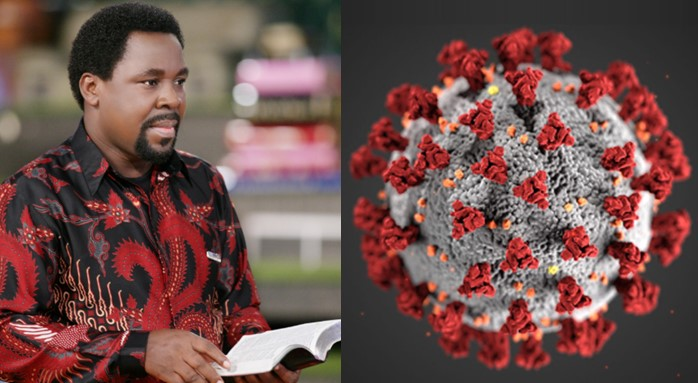 Coronavirus would be silenced before the end of March – TB Joshua