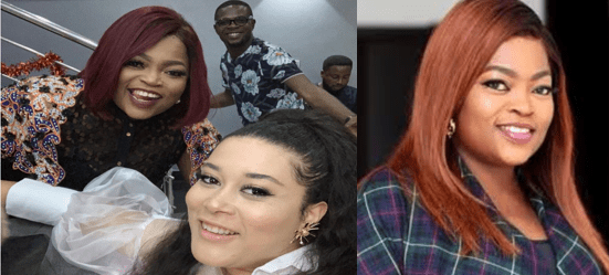 Actress, Adunni Ade condemns Funke's trial and conviction, slams her court room appearance as 'disgusting'