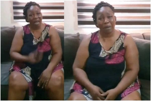 Nigerian actress, Ada Ameh laments bitterly over lack of electricity during sit-at-home (VIDEO)