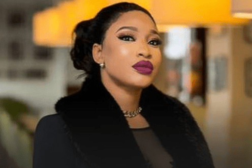 Tonto Dikeh discloses why she is 'scared' of becoming friends with people