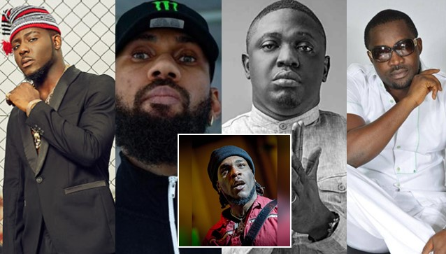 I want Phyno, Zoro, Illbliss and Mr Raw to be on the remix of Odogwu – Burna Boy