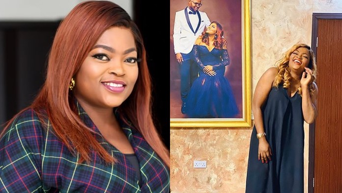 Funke Akindele brags about being a perfectionist after she was called out by her ex-staff