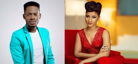 Meet me outside, i want to fight – Adekunle Gold dares Adesua after she said this