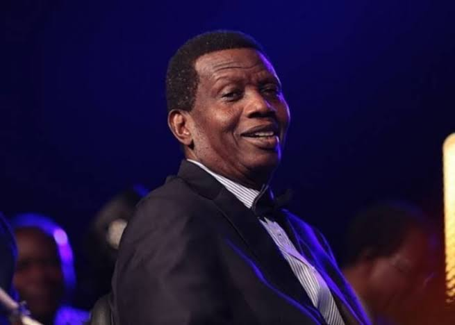Baby dedication would multiply after lockdown, Adeboye says (VIDEO)