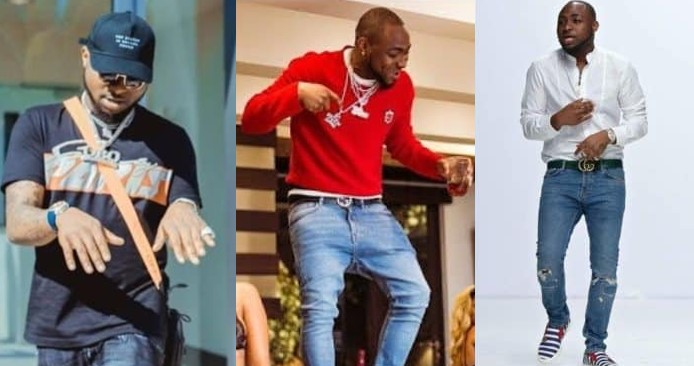 Davido celebrates as 'Fall' officially goes Gold in Canada