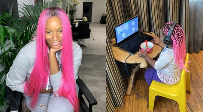 Billionaire heiress, DJ Cuppy to fund the education of a 'Mini DJ Cuppy' (Photo)