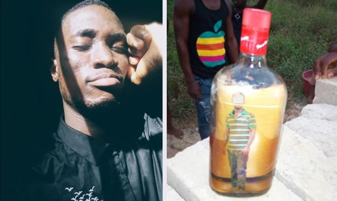 I queried my Benin girlfriend about her flirtatiousness, she threatened to lock me in a bottle if I breakup with her  – Man cries out