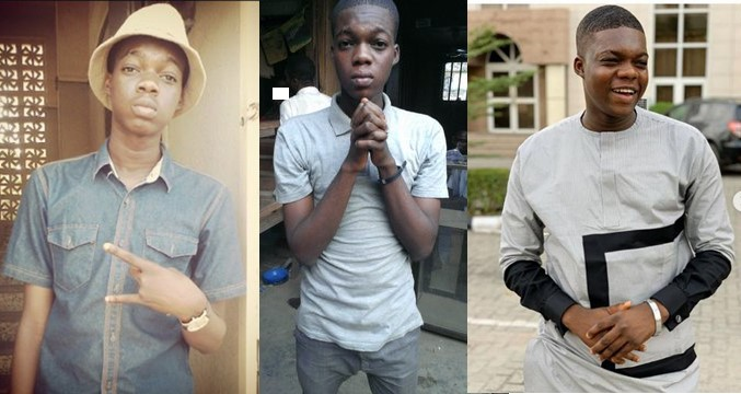 Never give up – Comedian The Cute Abiola tells Nigerians as he shares throwback photos