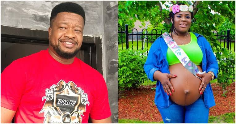 Actor Browny Igboegwu reveals things people told him to do before his wife gave birth after 10-years of marriage
