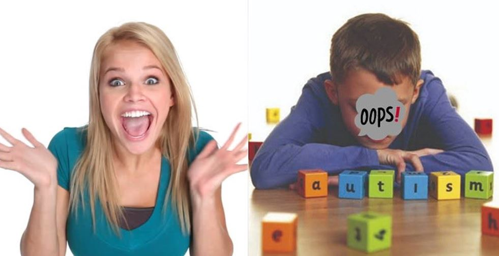 Lady excited as her 10-year-old autistic brother speaks for the first time in his life