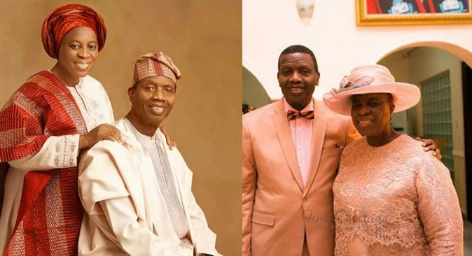 """I will kill you if you mess around with my wife"" – Pastor Adeboye (Video)"