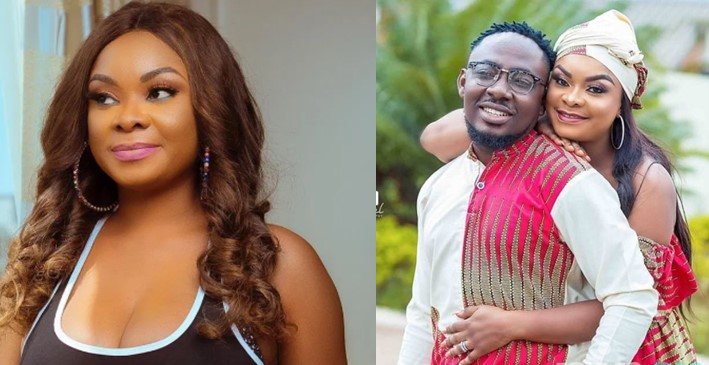 Actress Beverly Afaglo mocks her husband, says he's not good in bed