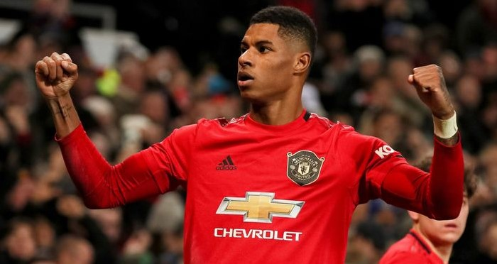 """Rashford raises fund for 11,000 charities, vows to keep fighting until """"no child is hungry"""""""