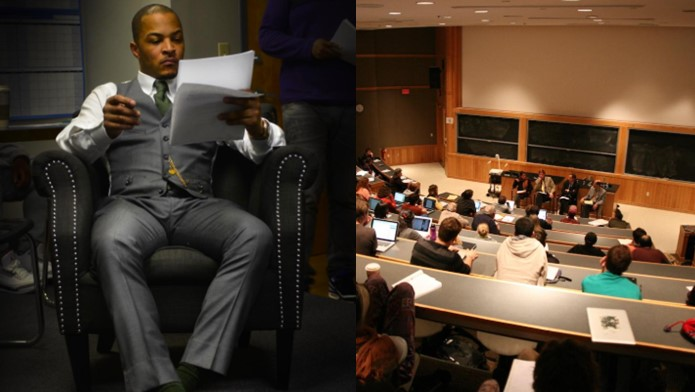 Trap music to become a university course with rapper, T.I as lecturer