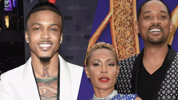 Will Smith denies giving blessing to August Alsina's alleged relationship with his wife, Jada Pinkett-Smith