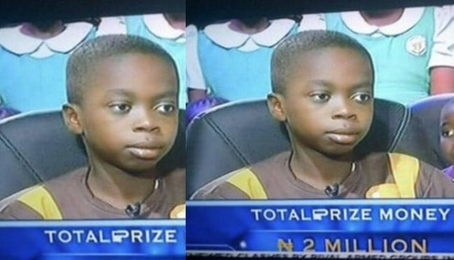 Man who won N2m as an 11-yr-old on WWTBAM shares recent photos, reveals what happened to the money