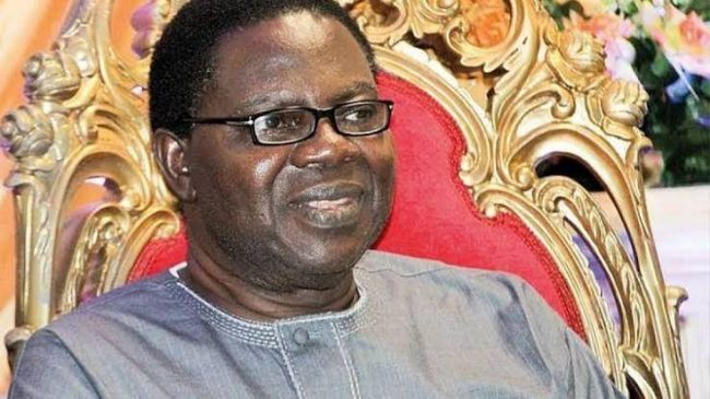 """Music legend, Ebenezer Obey calls old men who marry young girls, """"foolish"""""""