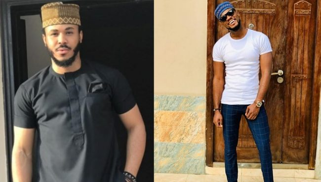 """#BBNaija: """"Shut up your mouth"""" – Ozo fires at Prince amid heated quarrel (Video)"""
