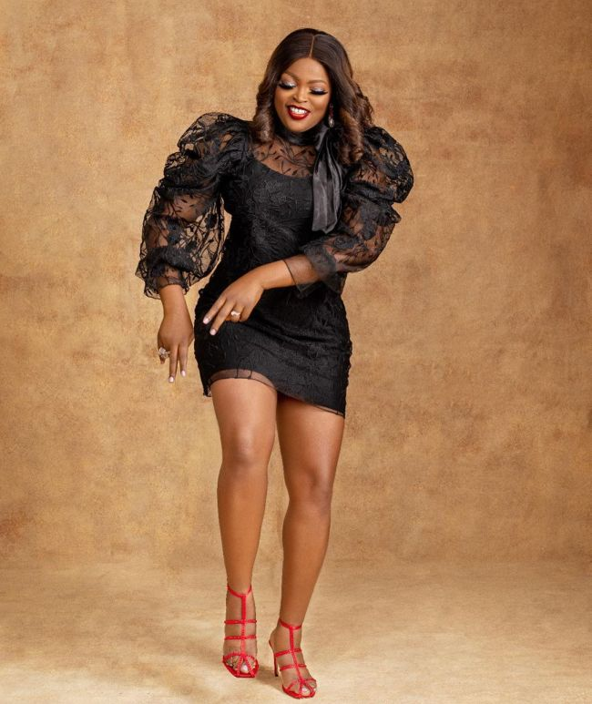 Funke Akindele celebrates as she bec0mes first Nollywood actress to hit 13 million followers on Instagram