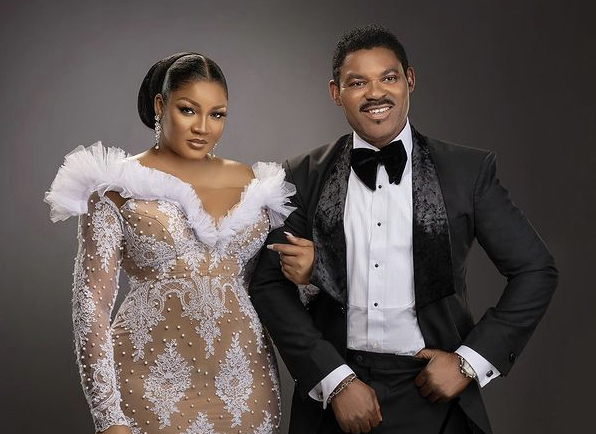 I married at 18 because I was ready and I was already a millionaire Omotola Ekeinde