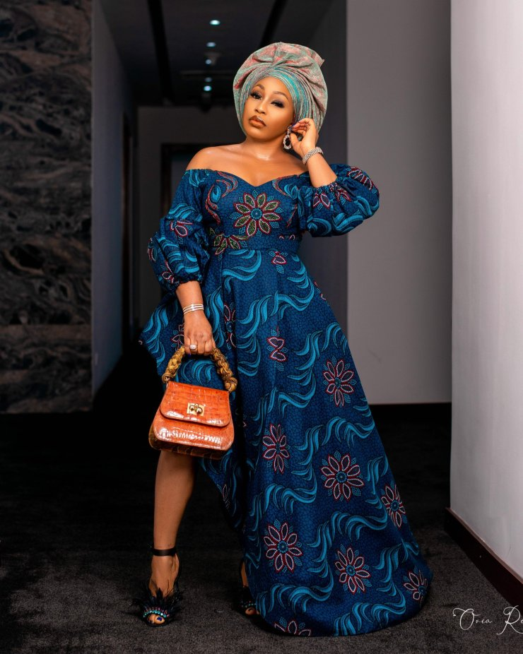 Why I was banned from Nollywood – Rita Dominic reveals