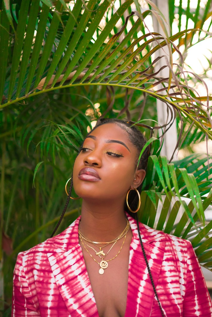 Singer Tems reveals who she's in a relationship with