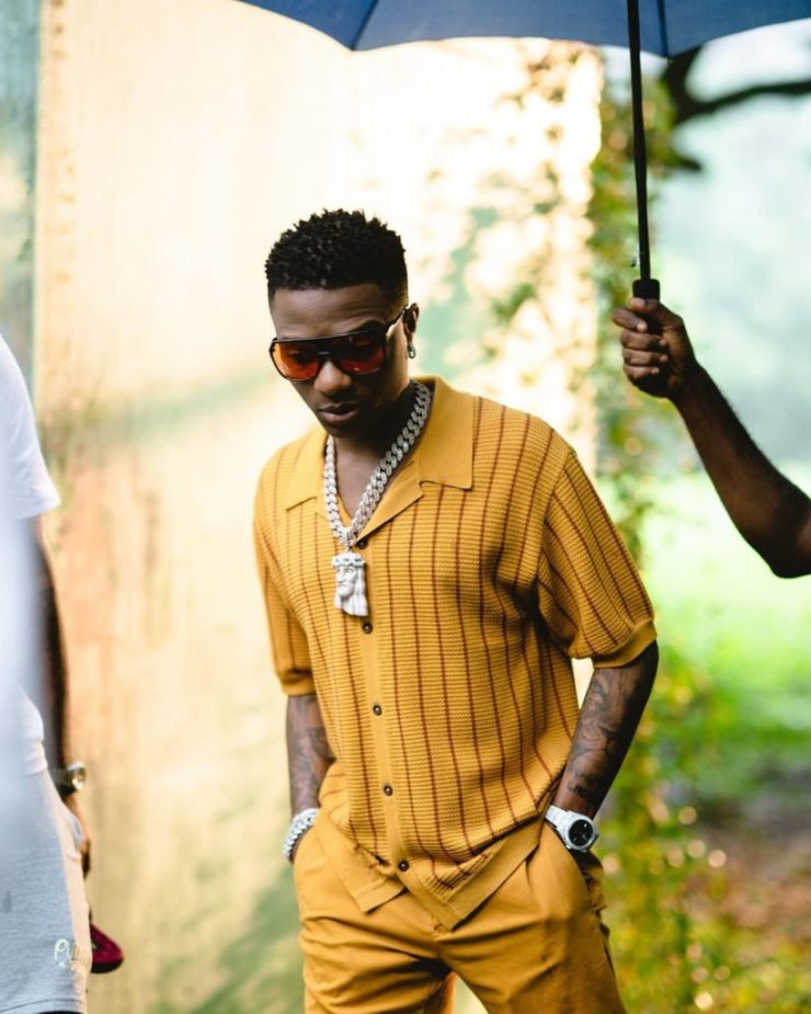 You're a superstar – Wizkid tells Tems as 'Essence' gets certified Platinum in US