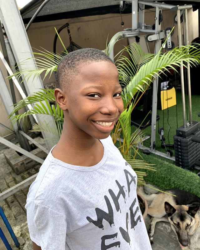 11-year-old comedienne, Emmanuella marks seven years of doing comedy skit