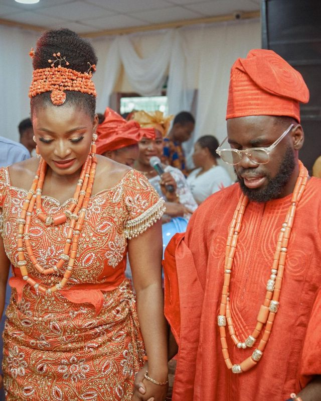 Back in high school, I dreamt of this day – Secondary school mates get married after 17 years of friendship