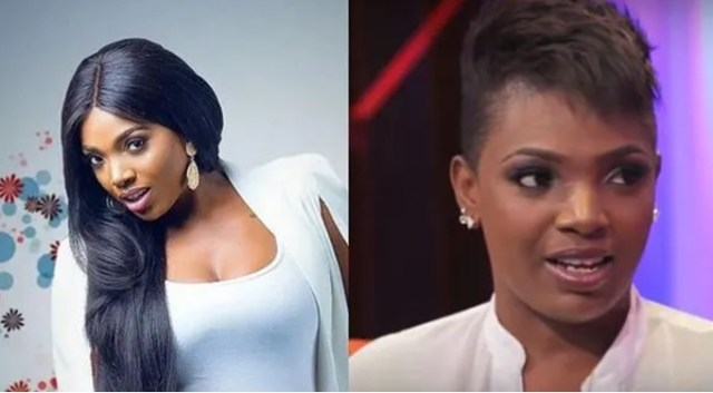 Annie Idibia deactivates her Instagram account amid claims of infidelity