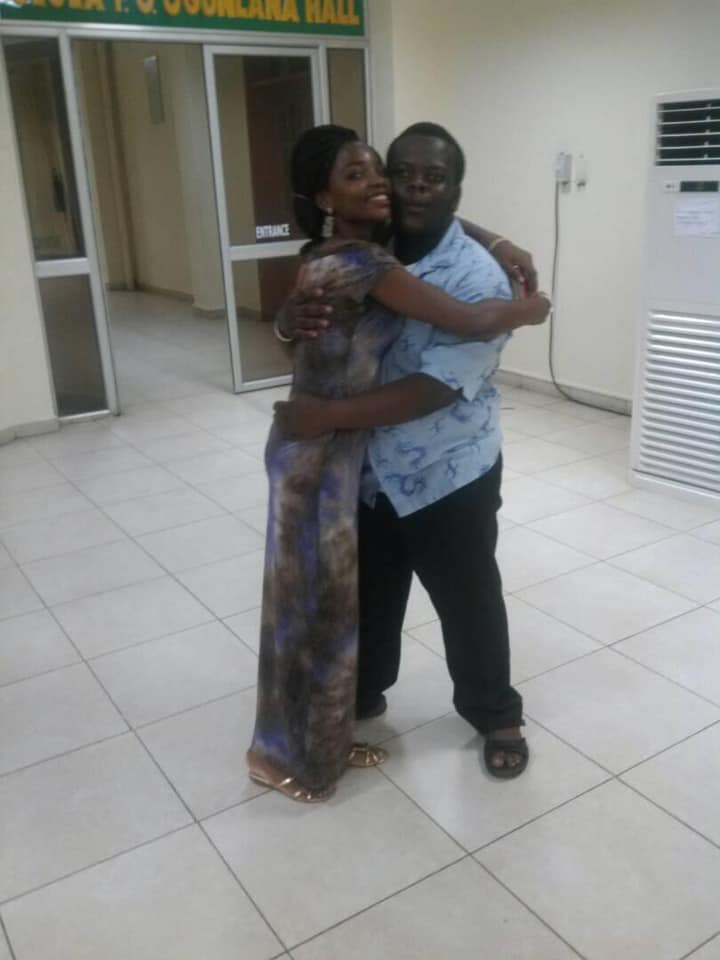 Man marries lady who paid part of his N45,000 house rent when he was broke