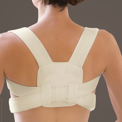 The simply named Posture Corrective Brace is is a very popular brace for  various reasons. The fact that it works will trump all others but  adjustability, ...
