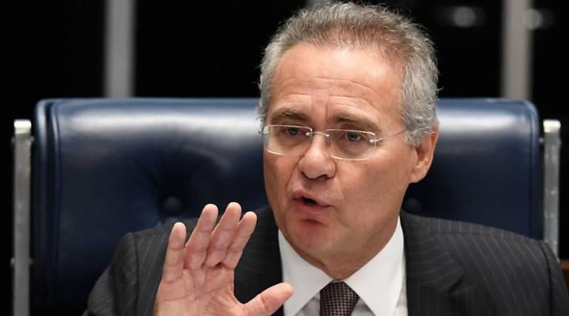 Renan Calheiros é aposta para comandar o Senado no novo Governo