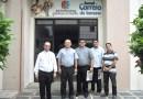 Bispo da Diocese de Limoeiro do norte visita a Diocese de Sobral