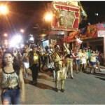 Desfile das Virgens em Surubim