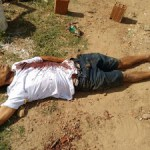 Jovem é encontrado morto em área rural de Surubim
