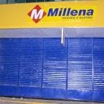 Ladrões roubam loja de eletrodomésticos no Centro de Surubim