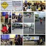 Maio Amarelo: prefeitura promove ações educativas no trânsito