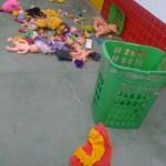 Creche é alvo de vandalismo na Chã do Marinheiro