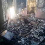 Incêndio destrói residência no Alto da Amizade